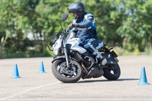 Motorrijbewijspoint Gorinchem motor rijtest