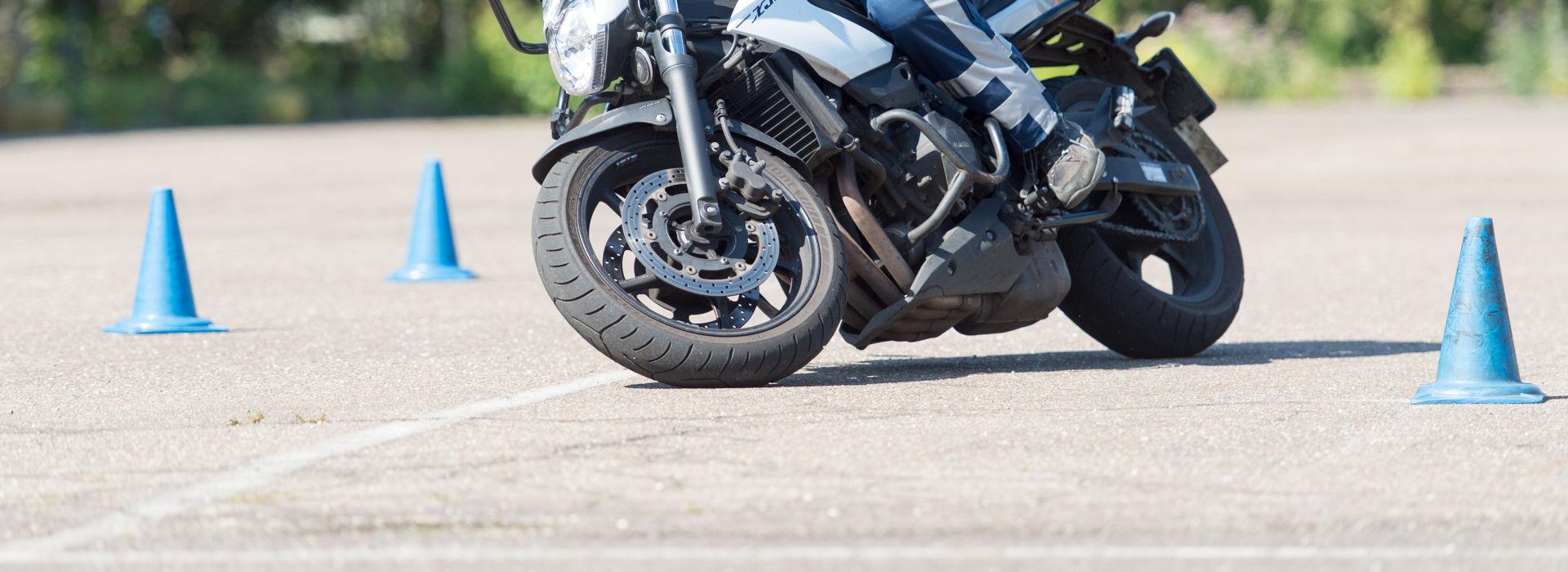 Motorrijbewijspoint Gorinchem rijtest